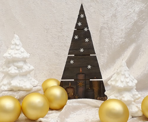 Weihnachtsdeko – Tannenbaum