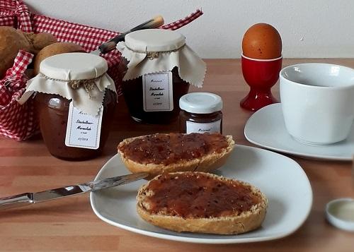 Marmelade kochen: Stachelbeeren mit Vanille