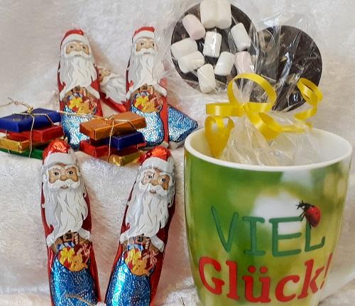 DIY: Heiße Schokolade am Stiel