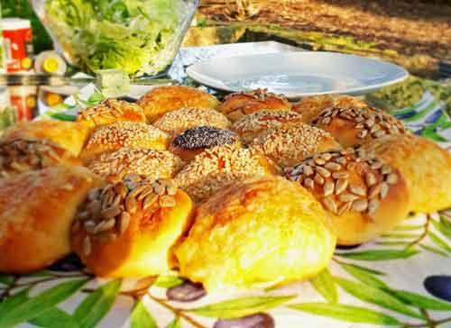 Partysonne – Minibrötchen zum Grillen